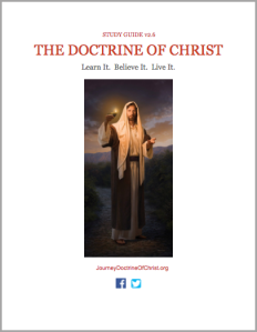 The Doctrine of Christ Study Guide